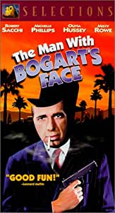 The Man with Bogart's Face [VHS]