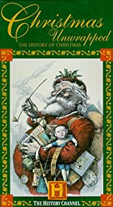 Christmas Unwrapped - The History of Christmas [VHS]