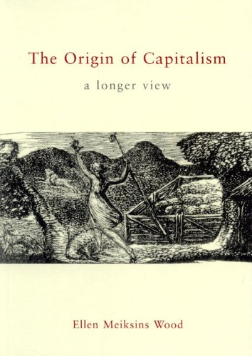 The Origin of Capitalism: A Longer View
