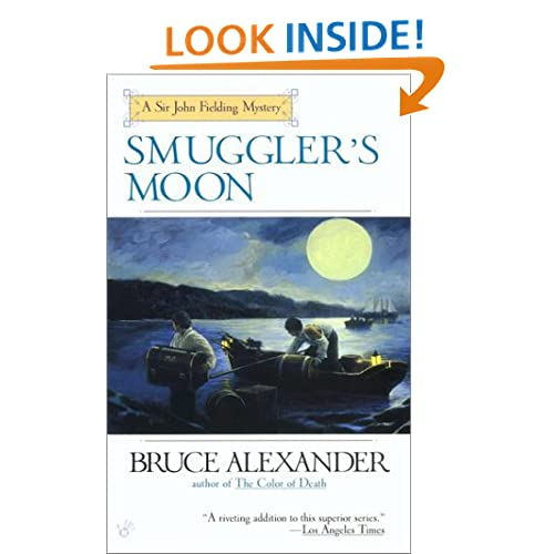 Smuggler's Moon (Sir John Fielding)