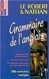 img - for Le Robert & Nathan grammaire de l'anglais book / textbook / text book