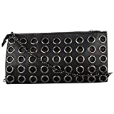 Cathriem Women's Clutch (Black)