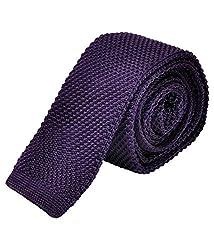 Classique Blue Plain Jacquard Broad Formal Ties