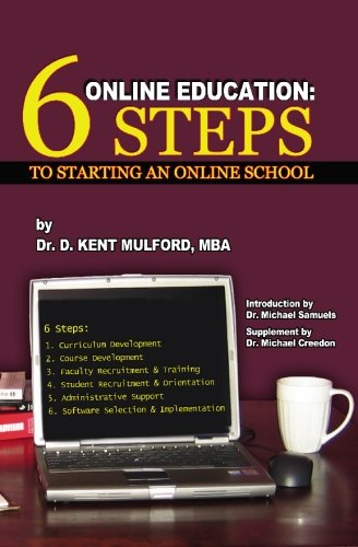 Online Education: 6 Steps To Starting An Online School