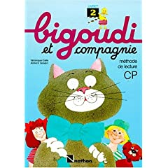 Bigoudi et compagnie, CP livret 2