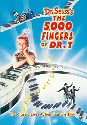 DVD : 5000 Fingers Of Dr T