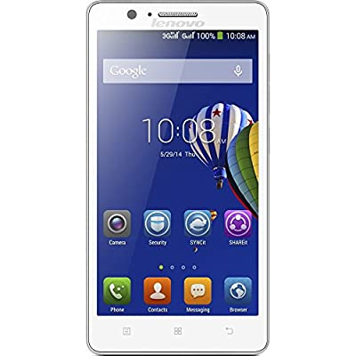 Lenovo A536 (White, 8GB)