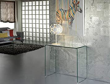 Dis-Arte -Consola Glass