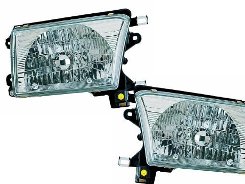 Toyota 4Runner Headlights OE Style Replacement Headlamps Driver/Paasenger Pai... by Headlights Depot (Headlights Toyota 4runner compare prices)