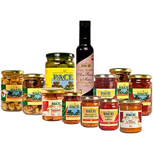 confezione-dispensa-del-frantoio-12-prodotti-aceto-balsamico-di-modena-igp-lampascioni-e-peperoni-in