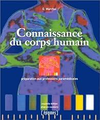 Connaissance du corps humain par Guy Marchal
