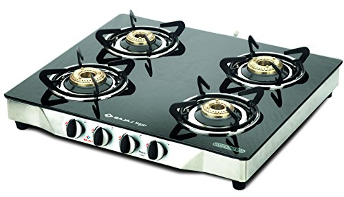 Bajaj CGX4 stainless Steel Cooktop at Rs.3498 – Amazon