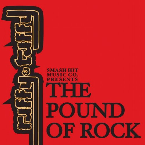 Ruffy Tuffy Pound Rock EP