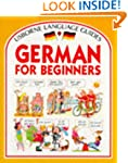 German for Beginners (Usborne Languag...