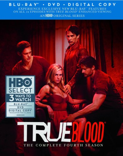 True Blood: The Complete Fourth Season (Blu-ray/DVD Combo + Digital Copy)