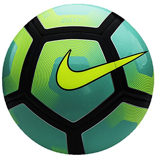 Nike-2016-17-PITCH-Soccer-ball-Football-GreenVolt-SC2993-391-Size-5