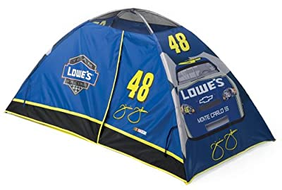 NASCAR Jimmie Johnson Bed Tent