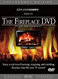 Fireplace DVD: Real Wood Burning Fire (Anamorphic - FullScreen Edition)