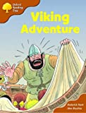 Oxford Reading Tree: Stage 8: Storybooks (magic Key): Viking Adventure