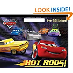 Hot Rods! (Disney/Pixar Cars) (Big Coloring Book)