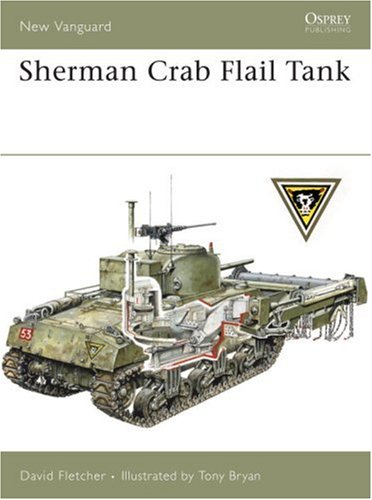 Sherman Crab Flail Tank (New Vanguard)