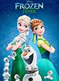 Disney Frozen Fever Set Of 2 Soft Plush Mini Snowgies. 6 & 7 Tall. Limited edition.