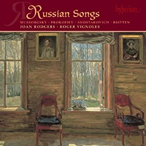 Russian Songs : Mélodies russes