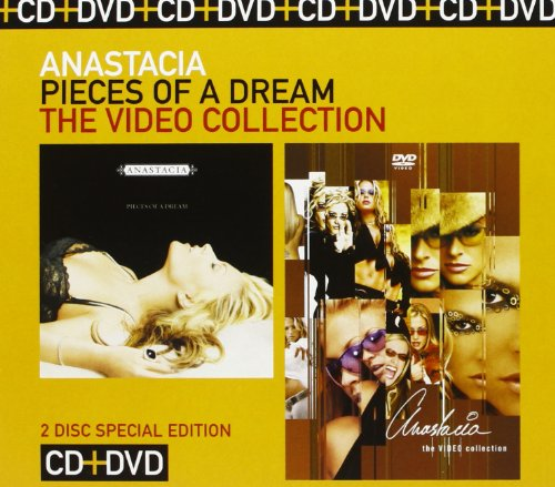 Anastacia - Pieces of a Dream + The Video Collection (CD/DVD combo) (NTSC/Region 0) - Zortam Music