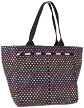 LeSportsac Everygirl Tote,Heartbeat,One Size