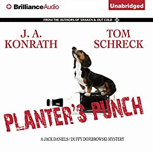Planter's Punch Audiobook