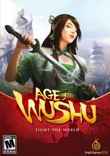 Age of Wushu - Free Amazon Stallion Pack ($10 value) with Download [Game Connect]