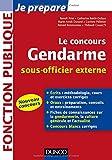 Image de Le concours Gendarme sous-officier externe