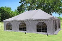 Big Sale 30'x20' PVC Pole Tent - Party Wedding Canopy Shelter