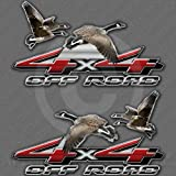 4x4 Truck Goose Hunting Decals Geese Waterfowl
