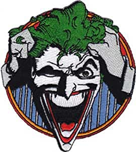 C&D Visionary Inc. Application Joker Laughing Patch