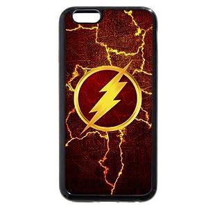 Amazon.com: UniqueBox The Flash Custom Phone Case for iPhone 6+ Plus 5