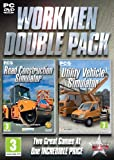 Workman Double Pack - Road Construction and Utility Vehicle Simulator (PC DVD)