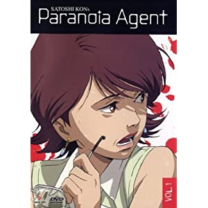 DVD Paranoia Agent Vol. 1 / Episode 01-04 [Import allemand]