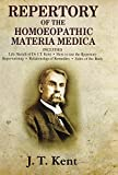 img - for Repertory of the Homeopathic Materia Medica (Medium Reperetory Edn) book / textbook / text book