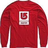 Burton Herren T-Shirt Logo VTL Fill Longsleeve