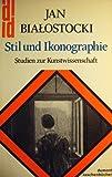img - for Stil und Ikonographie: Studien zur Kunstwissenschaft (DuMont Taschenbucher) (German Edition) book / textbook / text book