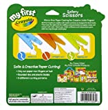 Crayola My First Crayola Safety Scissors (81-1323)(Discontinued by manufacturer)