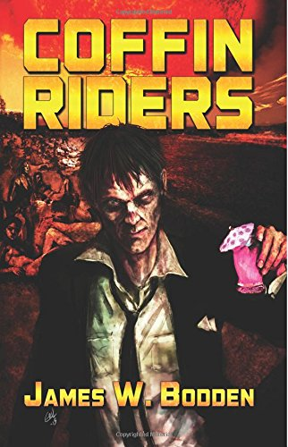 Coffin Riders Book Cover