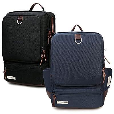 ZUMIT Laptop Rucksack Business Backpack School Shoulders Bag With YKK Zipper #802