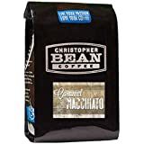 Christopher Bean Coffee Whole Bean Coffee, Caramel Macchiato, 12 Ounce