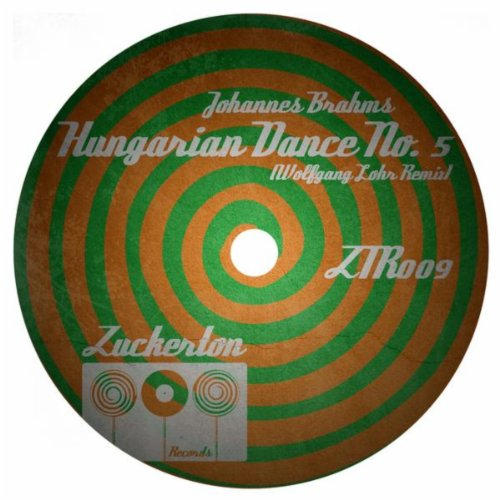 Hungarian Dance No.5 (Wolfgang Lohr Remix) (Wolfgang Lohr compare prices)