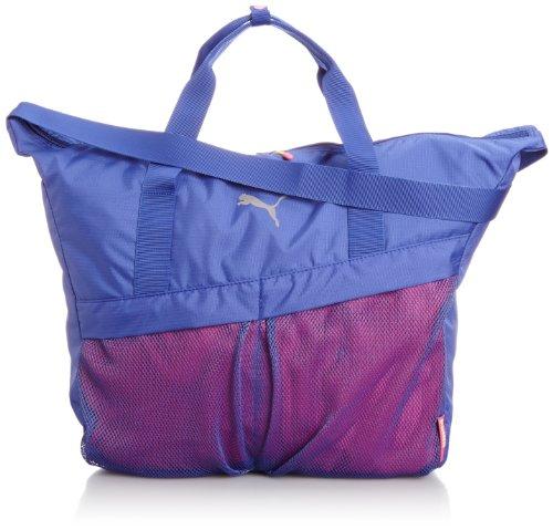 Puma Women's Workout Bag blue Spectrum Blue-Beetroot