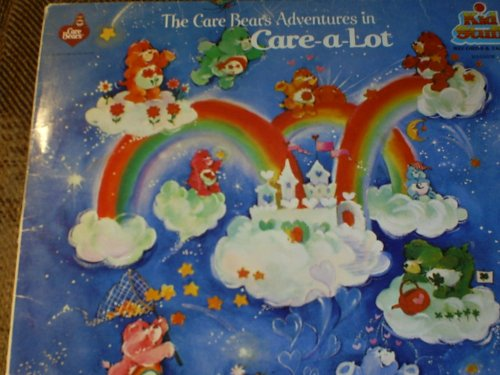 The Care Bears Adventure In Care-A-Lot