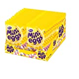 Cadbury Mini Eggs Bag 100g (Box of 24)