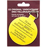 Invisible English Plate Hanger Disc-3 Inch for Plates 6 to 8 Inches in Diameter